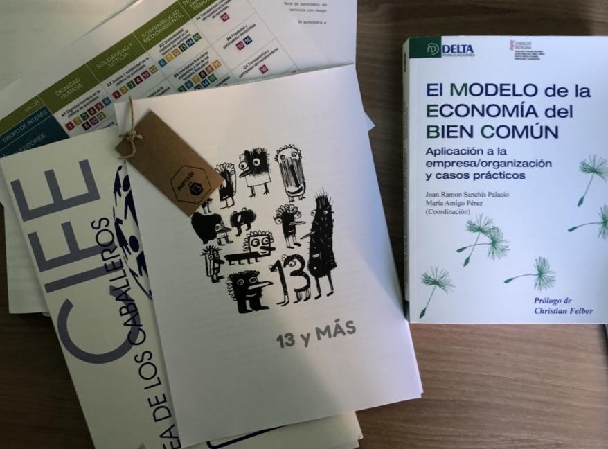 EBC  EN EL AULA  y 13 Y MÁS